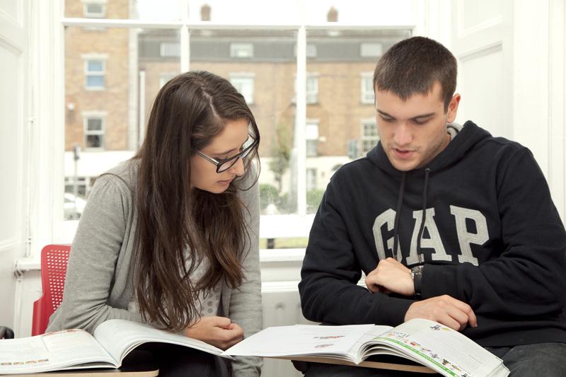Academia de inglés en Dublin