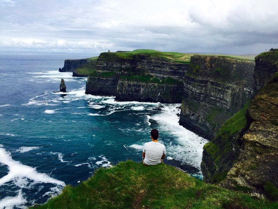 experiencia estudiante en irlanda language contacts