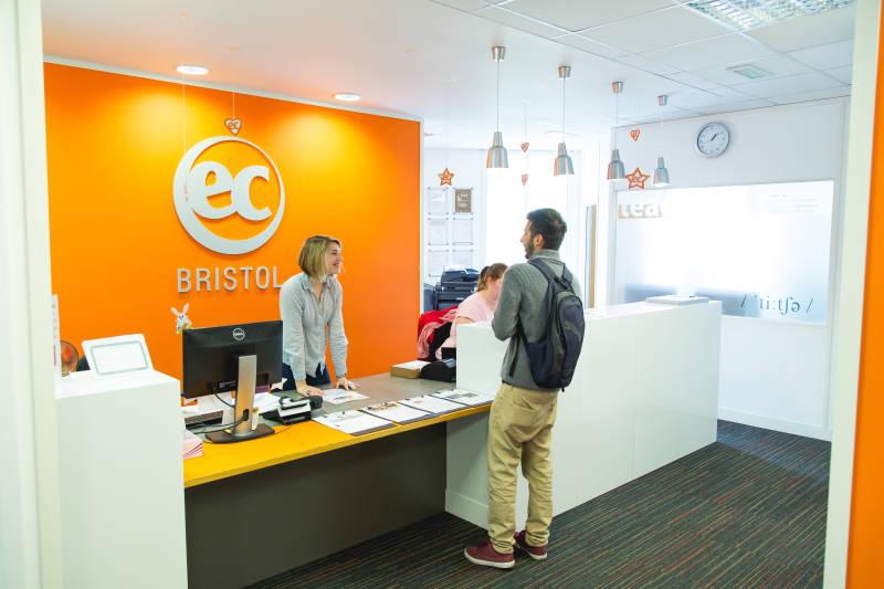 academia inglés ec Bristol