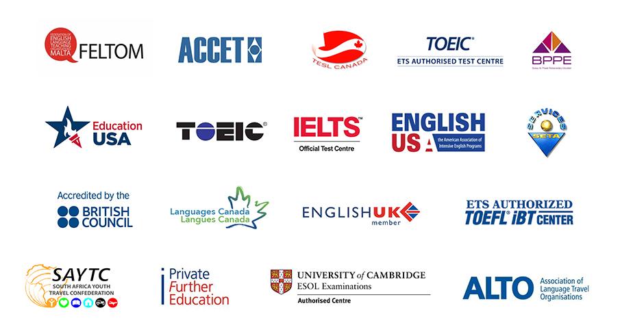 acreditaciones academia inglés