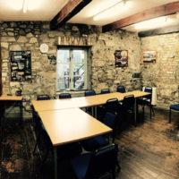 academia ingles galway bridge mills aula