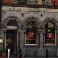 academia inglés Dublín ces fachada