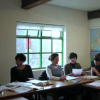 curso inglés exámen cambridge galway bridge mills