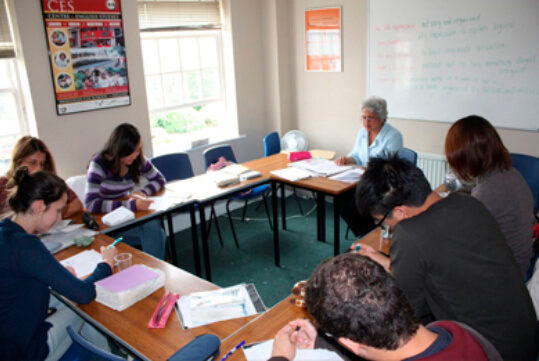 curso inglés negocios londres