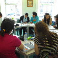 curso inglés intensivo Limerick language center
