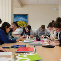 curso inglés mayores galway cultural institute