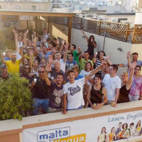 Academia inglés Malta st Julian mels