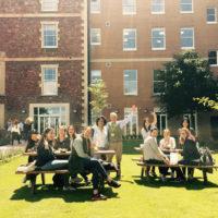 Academia inglés Bristol BLC exterior