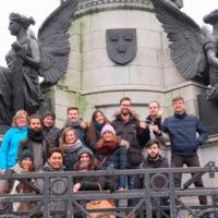 Academia inglés Dublín Everest actividades alumnos