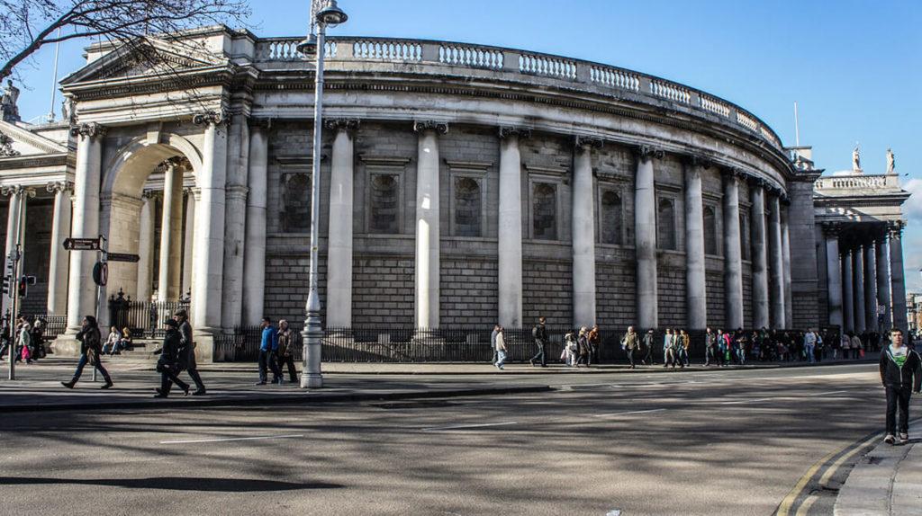 banco nacional Irlanda