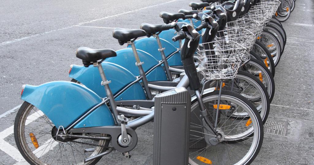 bicicletas públicas Dublín