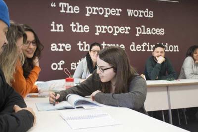 Curso inglés master class Dublin ec