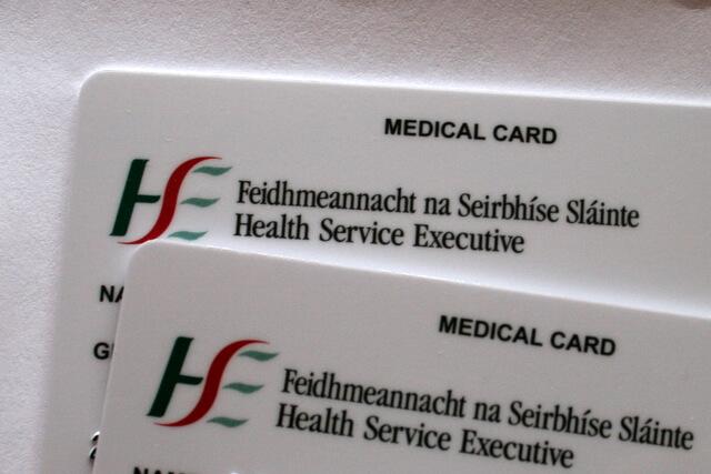 medical card irlanda