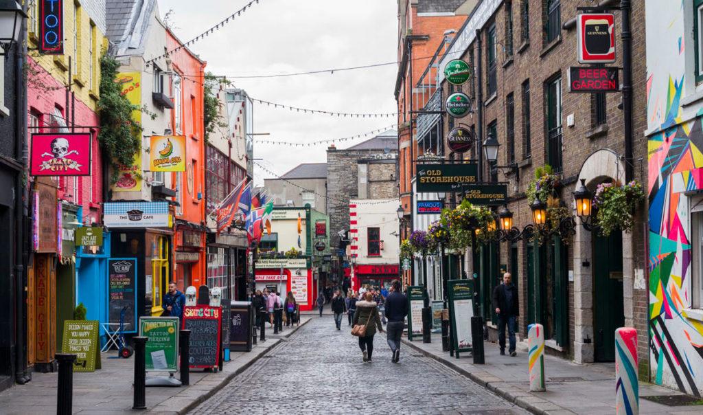 mejores bares Dublín