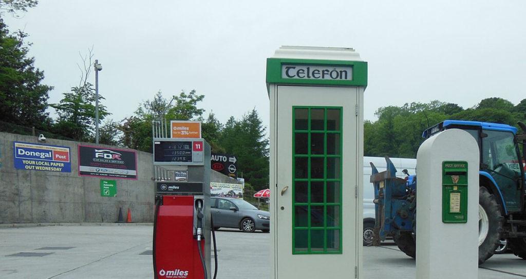 teléfonos interés Irlanda