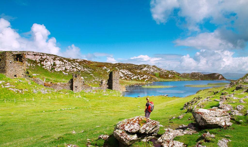 verano Irlanda