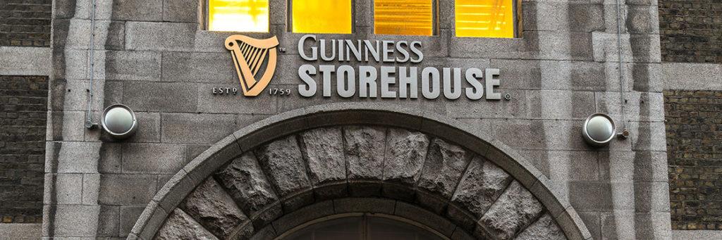 Guinness fábrica Dublin